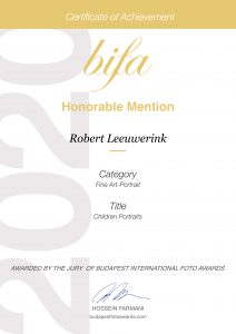 BIFA - Honorable Mentions