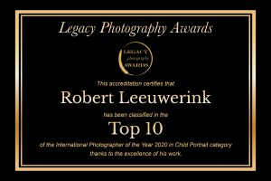 Legacy Photo Awards - Top10 2020
